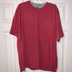 EUC Izod Saltwater Short Sleeve Tee Shirt Size XL.